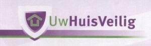 Uwhuisveilig logo