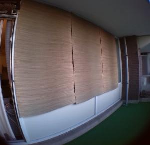 Matten voor raam
